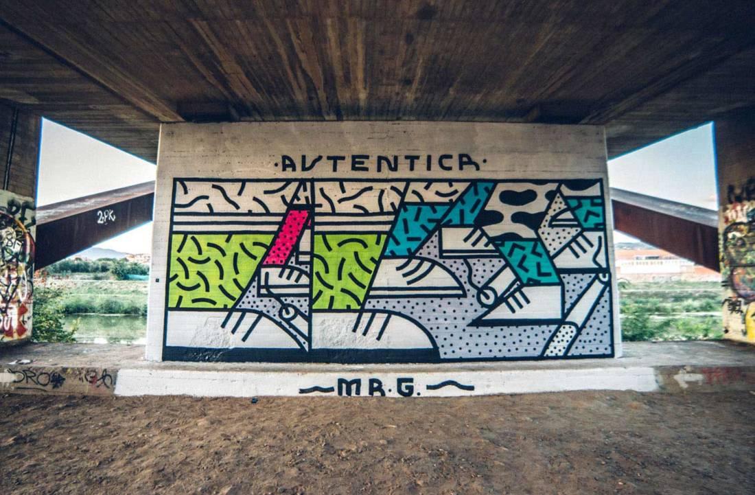 Autentica - Murales MRG